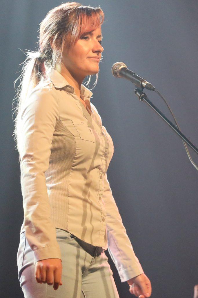 Rock Francophone | LaTulipe et Priska Simoneau (back vocal)